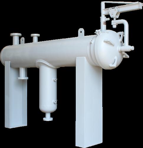 Liquid Liquid Coalescer Separator - Type 62H-CC