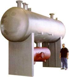Liquid Liquid Coalescer - Type 62HW-MM-1S