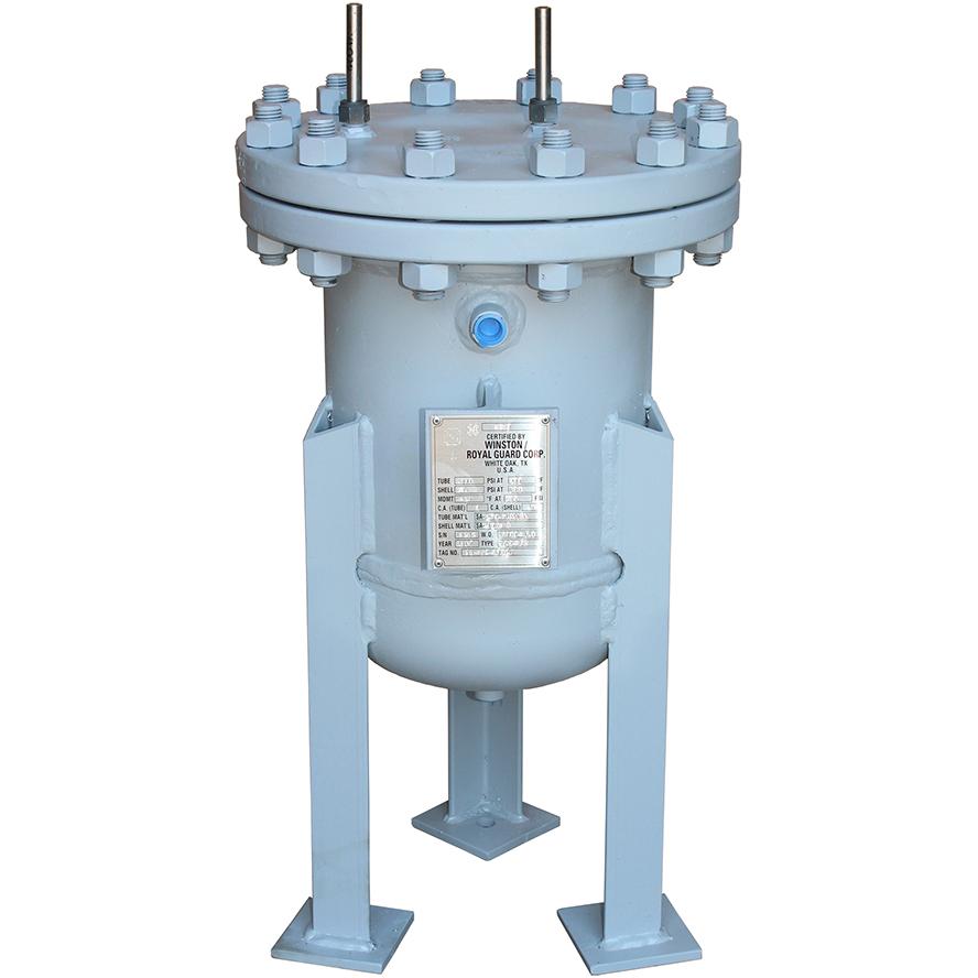 Sample Coolers - steam, boiler water, hot liquids • Winston/Royal ...