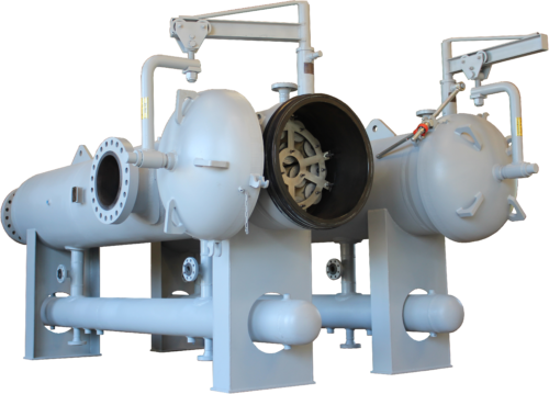 Type 150 Natural Gas Filter-Separators