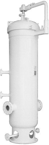 Type 62V-CC-2S Vertical Liquid Liquid Coalescer Separator