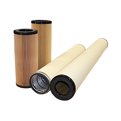 Filter Cartridges and Coalescer Cartridges