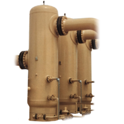 Type 100V Vertical Vane Natural Gas Scrubber